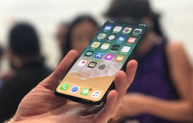 iPhone X khan hiem: Su doi tra cua Apple? hinh anh