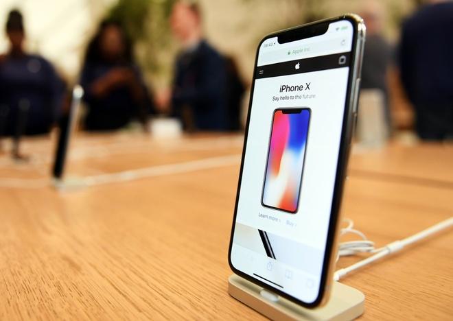 The Gioi Di Dong ban iPhone X o Campuchia som va re hon VN hinh anh