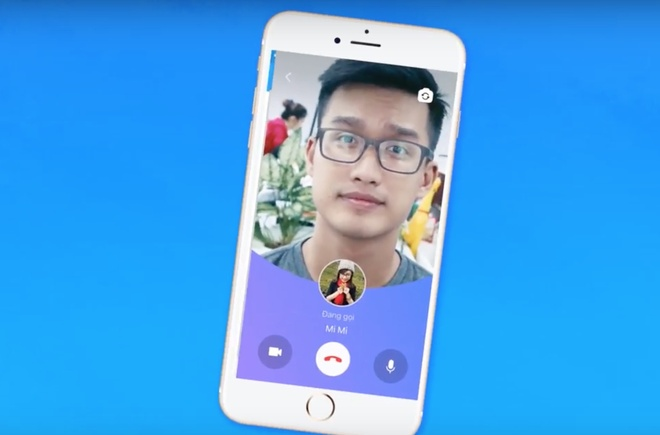 Cach dung split view khi goi Video Call tren Zalo hinh anh