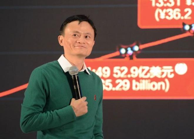 Alibaba cua Jack Ma vua thu ve 18 ty USD trong nua ngay hinh anh