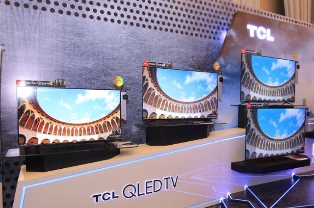 TCL ra mat Smart TV P6 dang mong, gia tu 10 trieu dong hinh anh