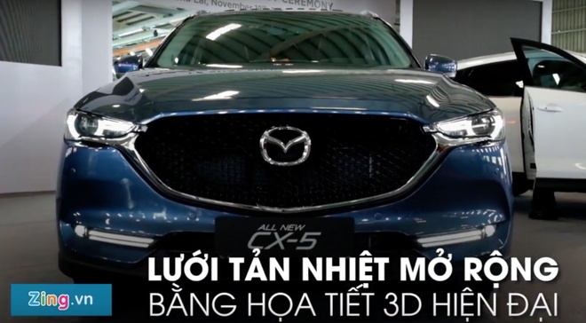Chi tiet Mazda CX-5 2018 gia tu 879 trieu vua ra mat hinh anh