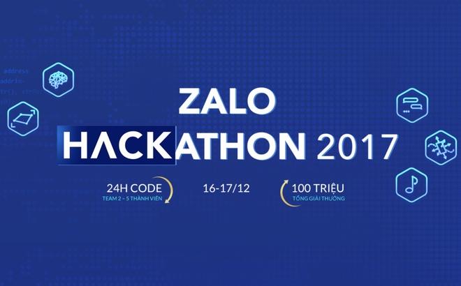 Zalo Hackathon va nhung ly do dan nghien code khong the bo qua hinh anh