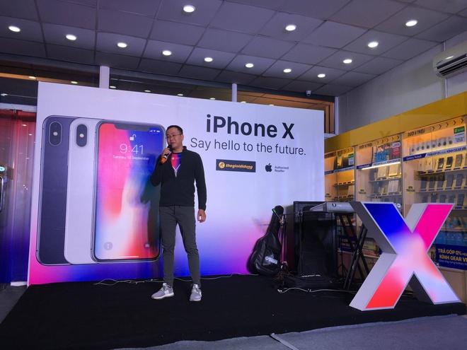 iPhone X tai Viet Nam anh 3
