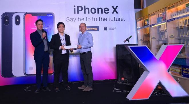 iPhone X tai Viet Nam anh 10