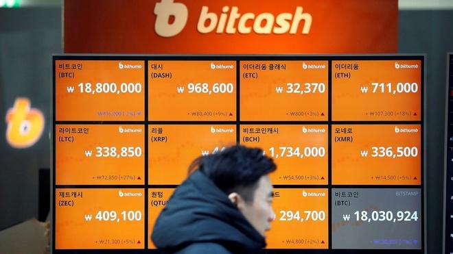 Vi sao Han Quoc dot ngot so hai truoc Bitcoin? hinh anh