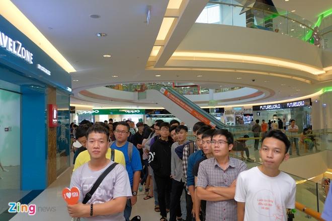 Xiaomi mo cua hang dau tien tai Viet Nam hinh anh 2