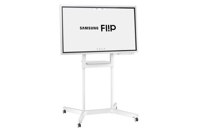 Samsung ra mat Flip - tablet 55 inch to ngang TV hinh anh 2