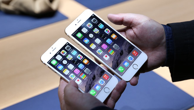 iPhone 6 Plus bao hanh o VN sap duoc doi len 6S Plus hinh anh 1