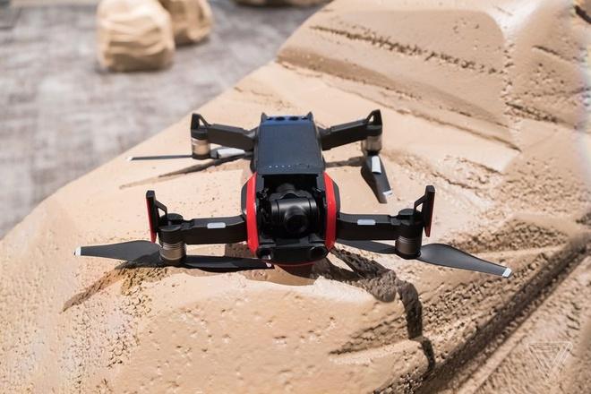 DJI Mavic Air ra mat: Drone quay 4K nho gon, gia 799 USD hinh anh 4