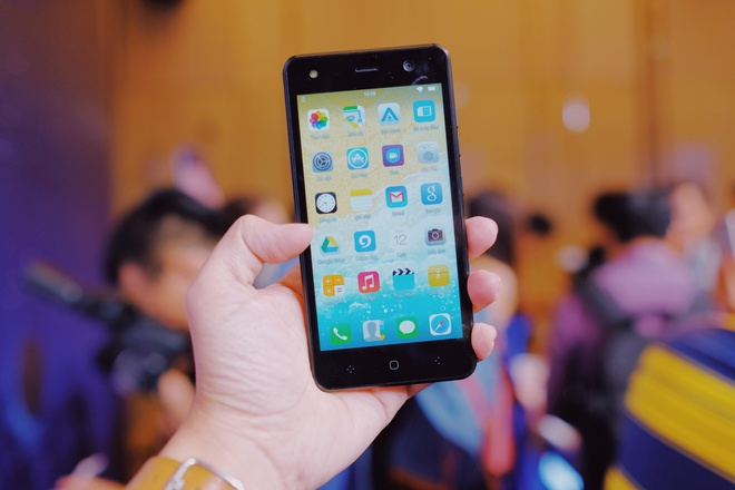 Asanzo ra smartphone gia re S2 va S3 tai VN, gia tu 1,9 trieu dong hinh anh 2