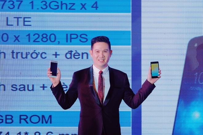 Asanzo ra smartphone gia re S2 va S3 tai VN, gia tu 1,9 trieu dong hinh anh 1