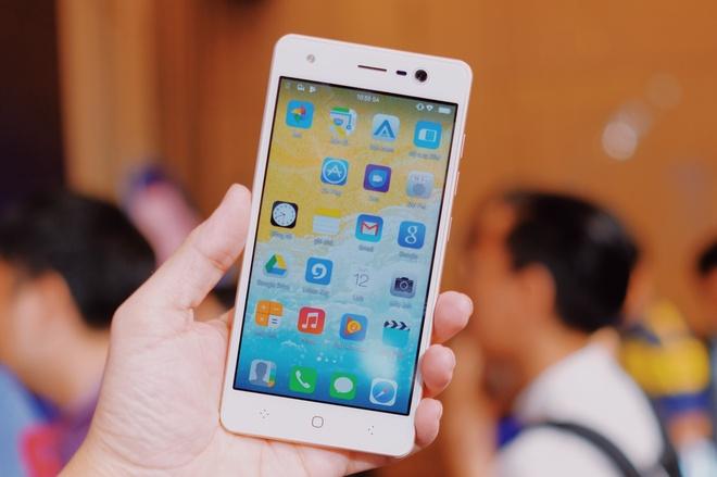 Asanzo ra smartphone gia re S2 va S3 tai VN, gia tu 1,9 trieu dong hinh anh 4