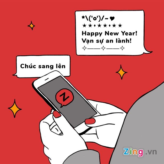Tet 2018 roi, dung Karaoke am i va gui SMS theo mau nua hinh anh 2