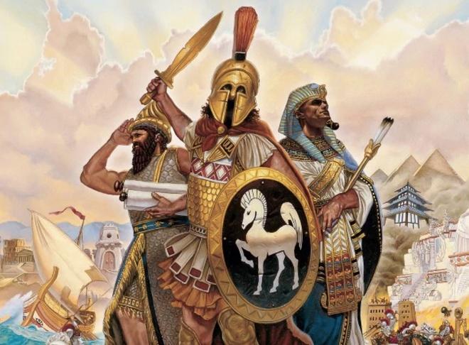 Age of Empires phien ban moi da co tren Windows 10 hinh anh