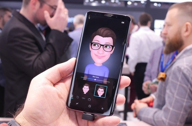 Cong nghe AR da duoc ap dung ra sao tren Galaxy S9 hinh anh