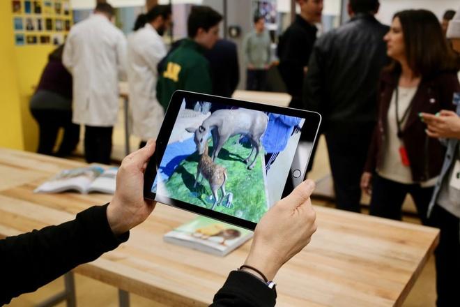 Chi tiet mau iPad gia re vua ra mat cua Apple hinh anh 1
