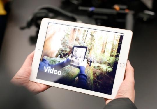 Chi tiet mau iPad gia re vua ra mat cua Apple hinh anh