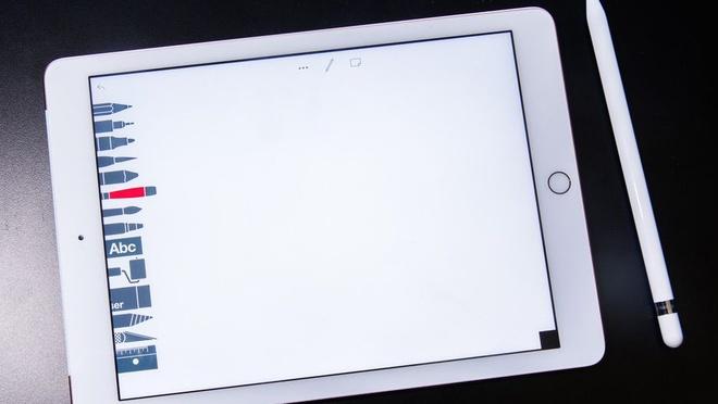Chi tiet mau iPad gia re vua ra mat cua Apple hinh anh 4