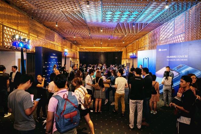 Huawei ra mat nova 3e anh 1