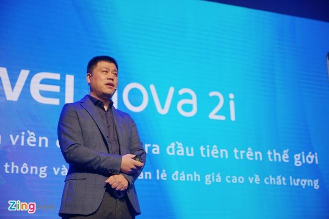 Huawei ra mat nova 3e anh 7