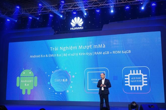 Huawei ra mat nova 3e anh 10