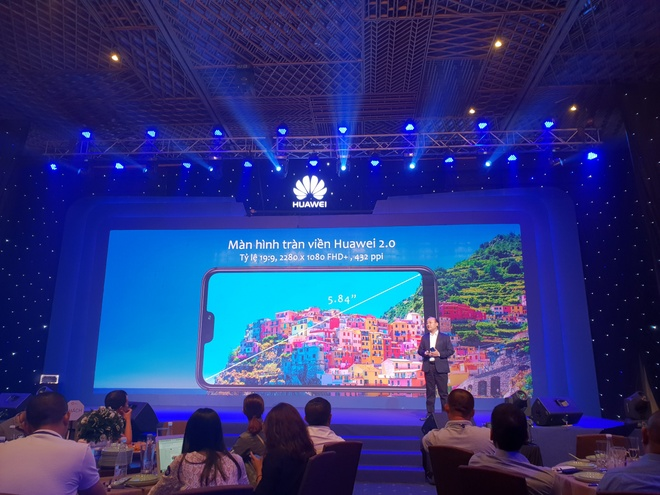 Huawei ra mat nova 3e anh 9