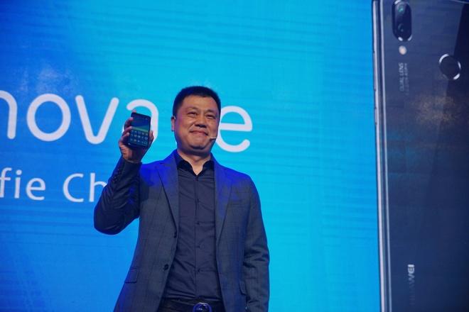 Huawei ra mat nova 3e anh 8