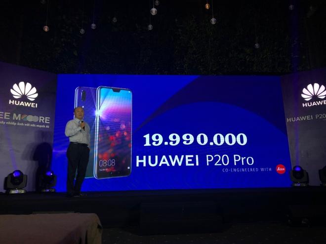 Huawei ra P20 Pro o VN: 3 camera, DxO Mark cao nhat, gia 19,9 trieu hinh anh 11
