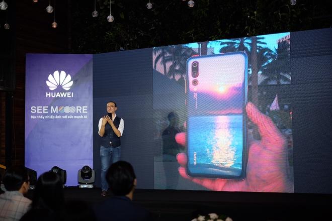 Huawei ra P20 Pro o VN: 3 camera, DxO Mark cao nhat, gia 19,9 trieu hinh anh 3