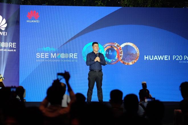 Huawei ra P20 Pro o VN: 3 camera, DxO Mark cao nhat, gia 19,9 trieu hinh anh 2