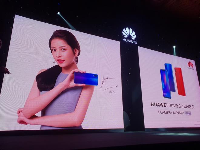 Nova 3i - smartphone dau tien co 4 camera 24 MP kem AI ra mat o VN hinh anh 19