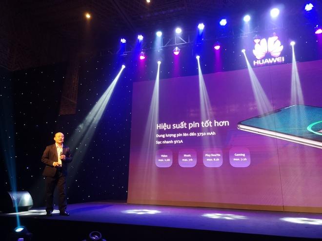 Nova 3i - smartphone dau tien co 4 camera 24 MP kem AI ra mat o VN hinh anh 16