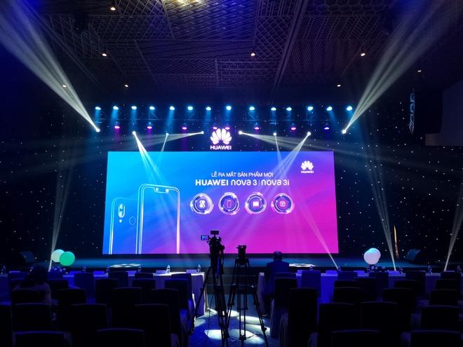 Nova 3i - smartphone dau tien co 4 camera 24 MP kem AI ra mat o VN hinh anh 4