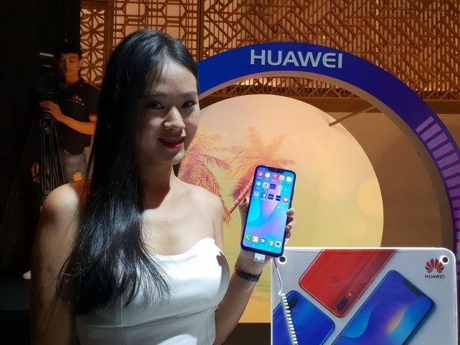 Nova 3i - smartphone dau tien co 4 camera 24 MP kem AI ra mat o VN hinh anh 24