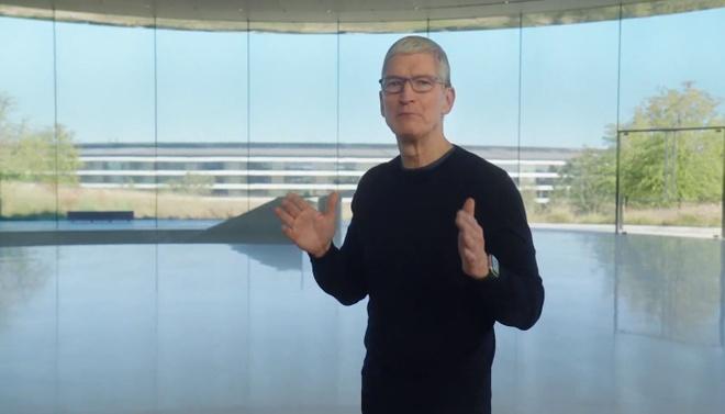 Tuong thuat su kien Apple ra mat iPhone 12 anh 8