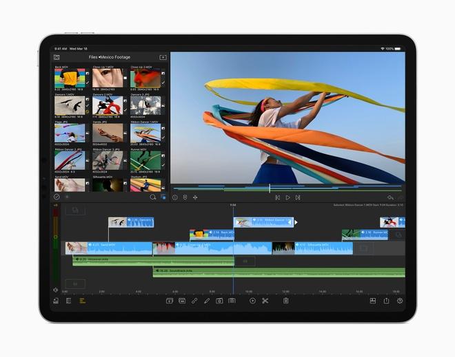 Apple ra mat iPad Pro 2020 manh hon ca may tinh hinh anh 2 Z13718032020.jpg