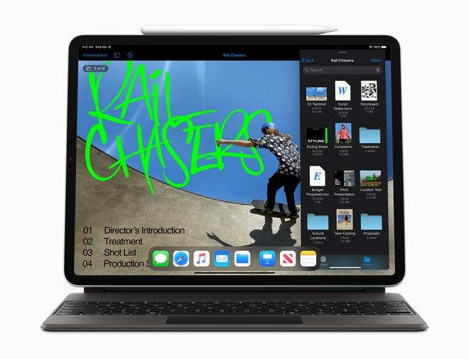 Apple ra mat iPad Pro 2020 manh hon ca may tinh hinh anh 8 Z14218032020.jpg