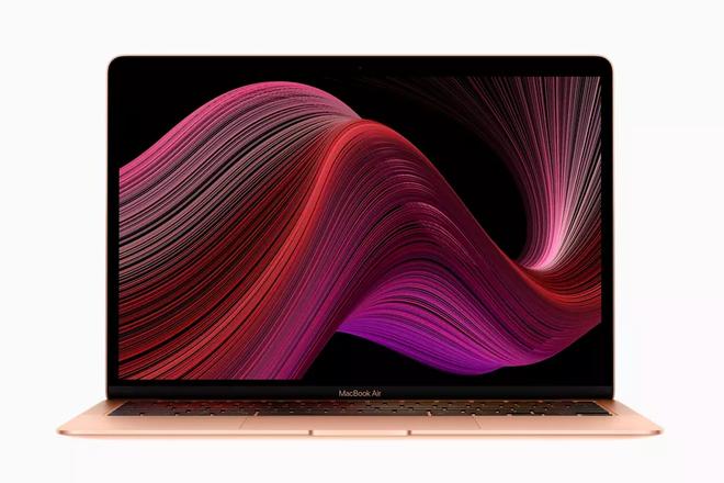 MacBook Air 2020 ra mat - khai tu ban phim canh buom hinh anh 2 Z13318032020.png