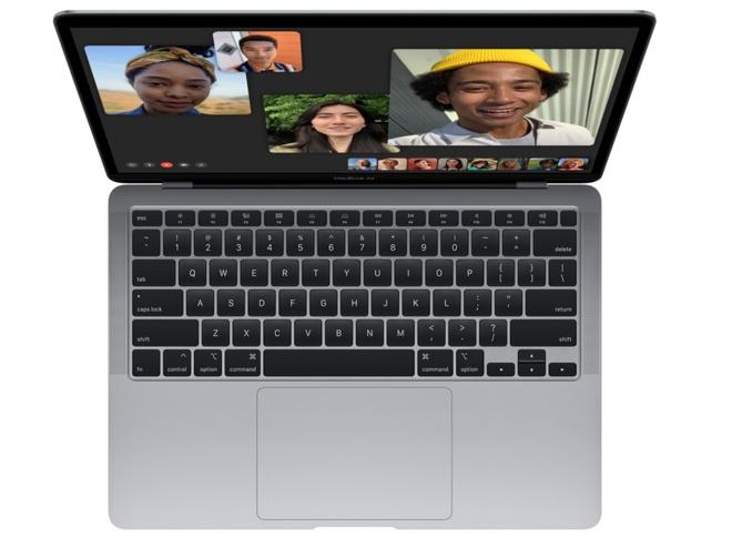 MacBook Air 2020 ra mat - khai tu ban phim canh buom hinh anh 1 Z13418032020.jpg
