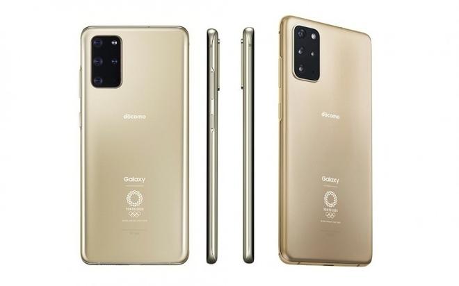 Samsung ra mat Galaxy S20+ phien ban Olympic hinh anh 1 dj5JEeRZXxUms73ZMGp5jm.jpg