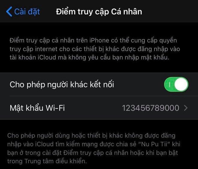 iPhone mac loi Wi-Fi tren iOS 13 anh 1