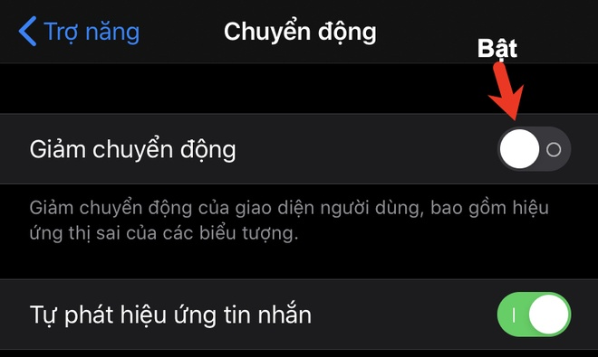lam sao de tang toc iphone cu chay cham anh 14