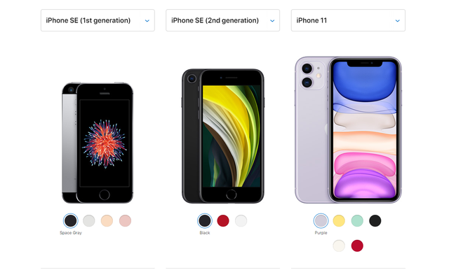 Ly do iPhone SE 2020 co man hinh be hinh anh 3 Annotation_2020_04_15_154957.png