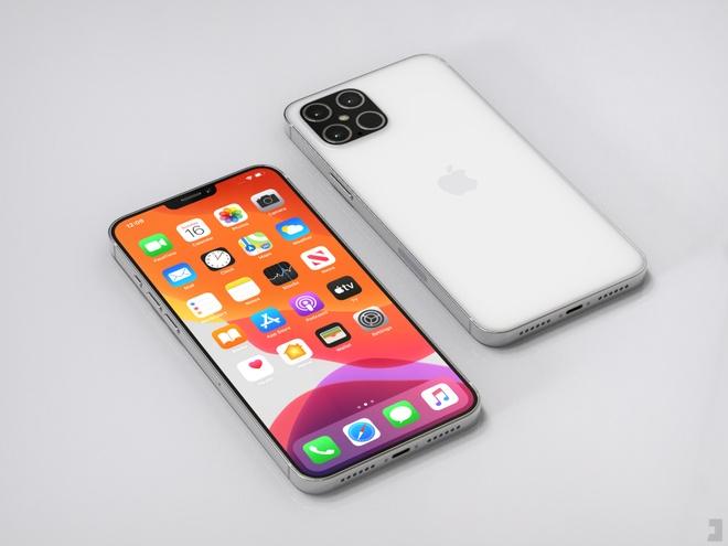Thiet ke cuoi cung cua iPhone 12 Pro anh 1