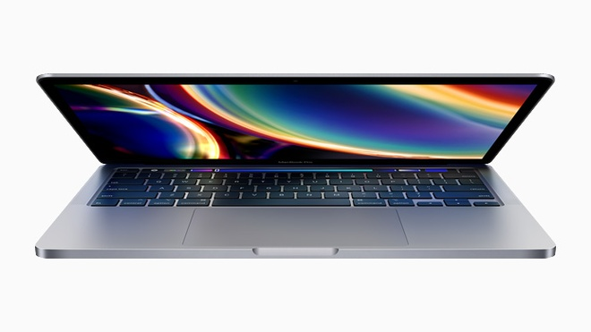 Apple ra mat MacBook moi, bo phim canh buom, gia tu 1.300 USD hinh anh 1 Z01504052020.jpg