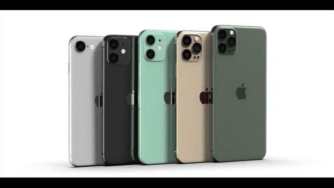 Chan dung iPhone 'mini' sap ra mat hinh anh 7 Z12017052020.jpg