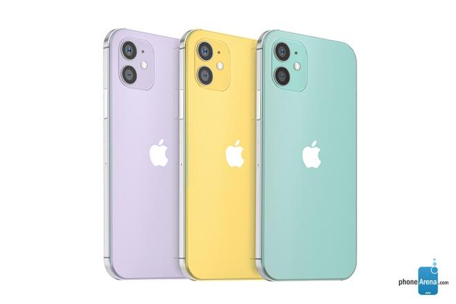 Chan dung iPhone 'mini' sap ra mat hinh anh 8 Z12117052020.jpg