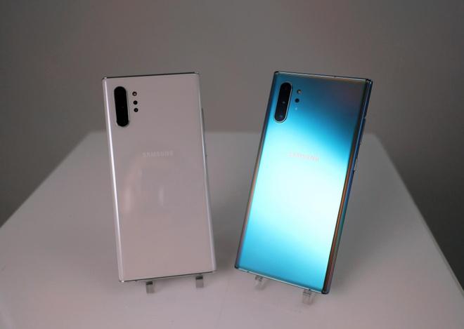 Samsung ra mat Galaxy Note20 Ultra vao thang 8 nam nay anh 1
