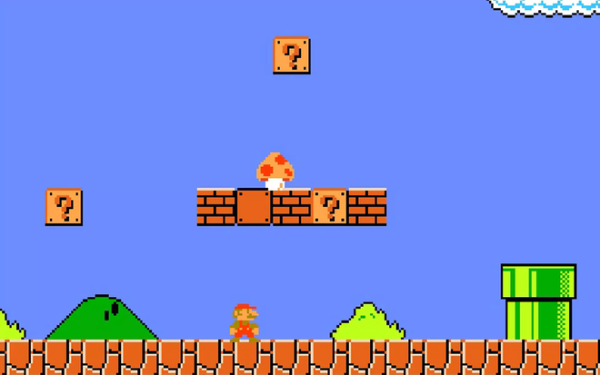 Bang game Mario cho may NES duoc ban dau gia cao ky luc anh 3